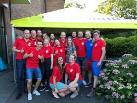 Organisatie van het vrijwilligersfeest van de RK kerk Joannes de Doper (2019)